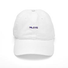 Nurse For Life Star Baseball Cap