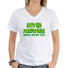 Save The Rainforests CO2 Shirt