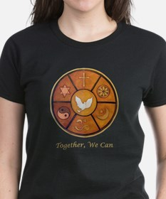 "Interfaith ""Together, We Can"" Tee"