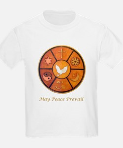 """""""May Peace Prevail"""" T-Shirt"""