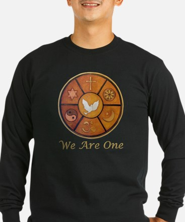 """Interfaith """"We Are One"""" T"""