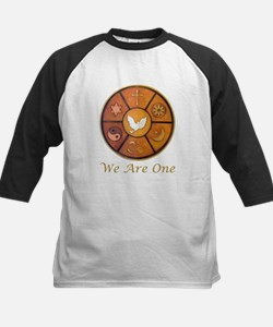 "Interfaith ""We Are One"" Kids Baseball Jersey"