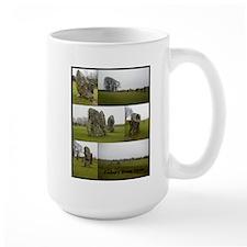 Avebury collage Mug