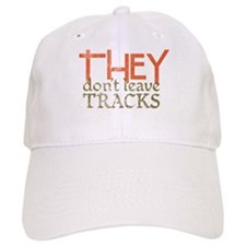 THEY Don't Leave Tracks Baseball Cap