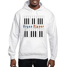 Organ Player Jam Shirt Hoodie