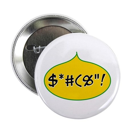 """Colorful Language 2.25"""" Button (10 pack)"""