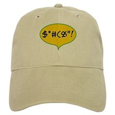 Colorful Language Baseball Cap