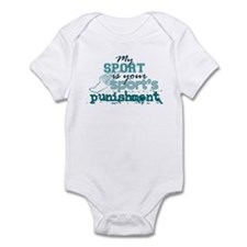Your sport's punishment Infant Bodysuit