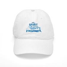 Sport Punishment blue Baseball Cap