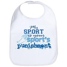 Sport Punishment blue Bib