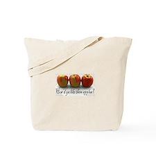 Them Apples Tote Bag