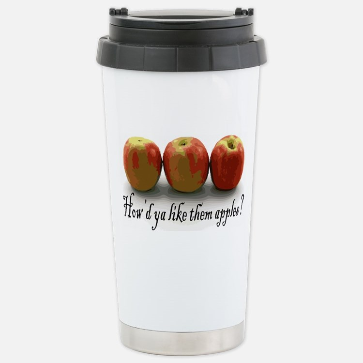 Them Apples Travel Mug