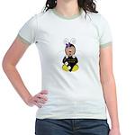 Autism Love Jr. Ringer T-Shirt