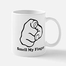 Smell My Finger Mug