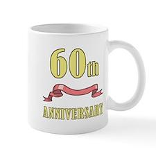 60th Wedding Anniversary Mug