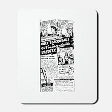 Vintage Ad 1 Mousepad