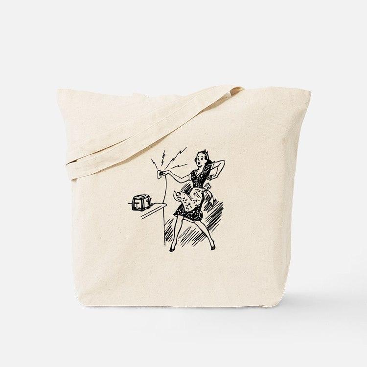 Shocker! Tote Bag