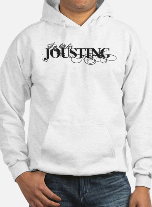 L8 for Jousting Hoodie