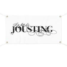 L8 for Jousting Banner