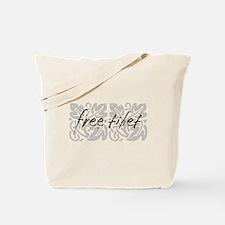 Unique Free tibet Tote Bag