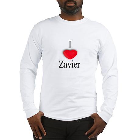 Zavier Long Sleeve T-Shirt