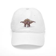 Stegosaurus Dinosaur Baseball Cap