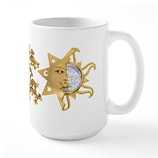 Sun Moon Sparkle Mug