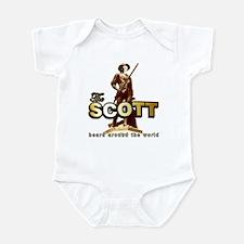 Scott Brown ~ Infant Bodysuit