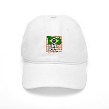 Goal Brazil! Baseball Cap