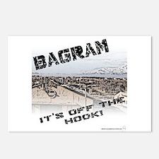 Bagram is Off the Hook Postcards (Package of 8)