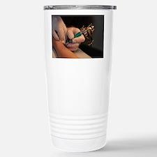 Tattoo Needle Stainless Steel Travel Mug