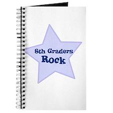 8th Graders Rock Journal