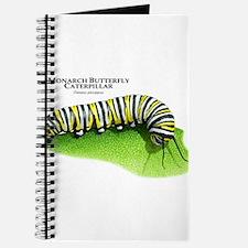 Monarch Butterfly Caterpillar Journal