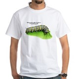 Monarch butterfly Mens White T-shirts