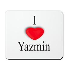Yazmin Mousepad