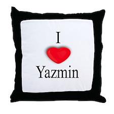 Yazmin Throw Pillow