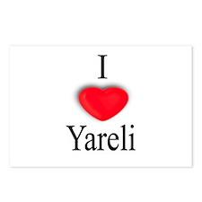 Yareli Postcards (Package of 8)