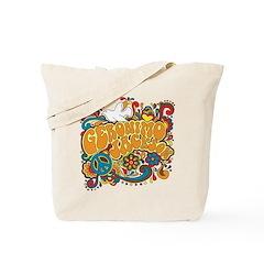 Geronimo Jackson Tote Bag