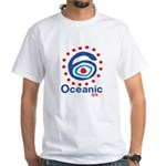 Oceanic 6 White T-Shirt