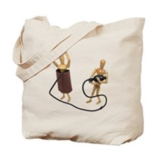 Under Pressure for Two Tote Bag