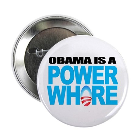"""Extreme Anti Obama Button 2.25"""" (10 pack)"""