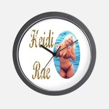 Funny Low car Wall Clock