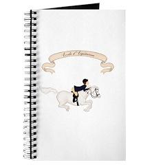 Ecole d'Equitation Boy Journal