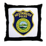Westminster Massachusetts Pol Throw Pillow