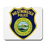 Westminster Massachusetts Pol Mousepad