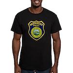 Westminster Massachusetts Pol Men's Fitted T-Shirt
