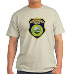 Westminster Massachusetts Pol Light T-Shirt