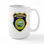 Westminster Massachusetts Pol Large Mug