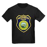 Westminster Massachusetts Pol Kids Dark T-Shirt