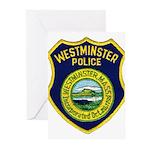 Westminster Massachusetts Pol Greeting Cards (Pk o